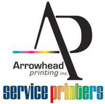 Arrowhead Printing – Service Printers