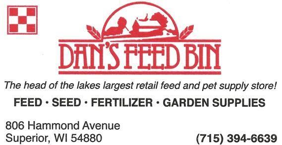 Dan's Feed Bin