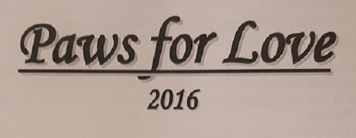 Thank you for making this years Paws For Love a huge success!