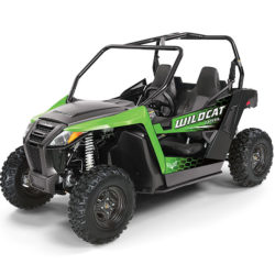 Win a 2018 Textron Off-Road Wildcat Trail side by side!