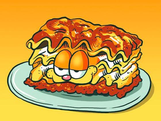 Garfield Lasagna Humane Society Of Douglas County